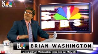 Brian Washington.