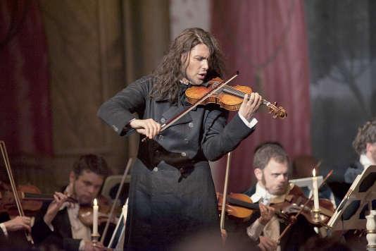 David Garrett  est Niccolò Paganini dans le biopic de Bernard Rose, «Paganini, le violoniste du diable» (2013).