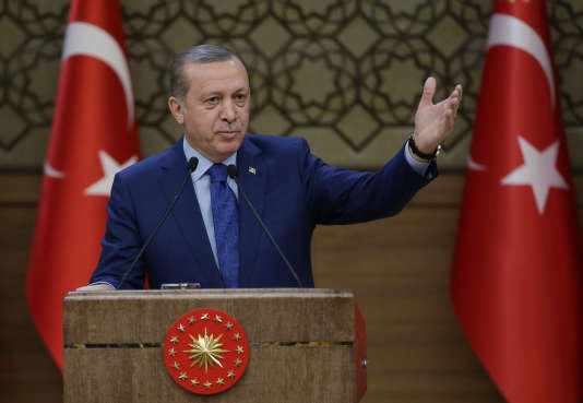 136 députés allemands ont envoyé, jeudi 17mars au président turc Erdogan, une lettre condamnant les atteintes à la liberté de la presse en Turquie.