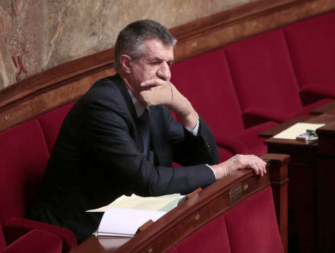 Jean Lassalle, le 9 février 2016.