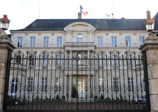 La préfecture du Loiret, à Orléans, en décembre 2015.