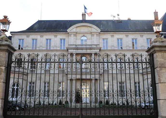 La préfecture du Loiret, à Orléans.