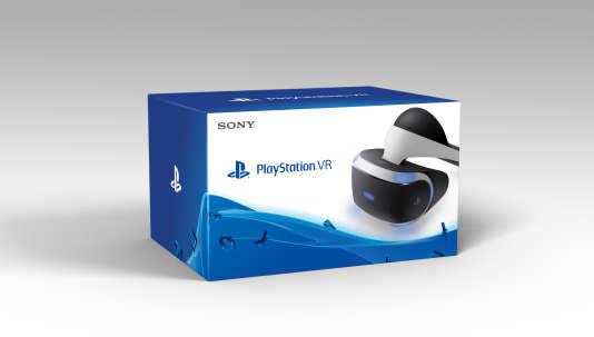 Le PlayStation VR sera commercialisé à 399euros à partir d'octobre, avec un jeu, mais sans console PS4, sans manette et sans caméra, pourtant toutes indispensables pour l'utiliser.