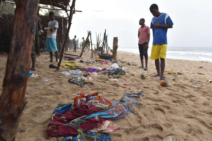 Il N Y A Que Des Victimes Ivoiriennes A Grand Bassam