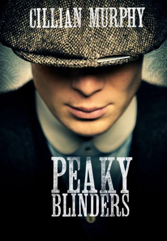 Une des affiches de «Peaky Blinders»