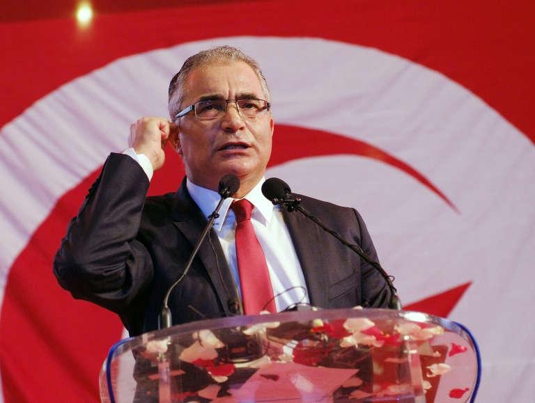Mohsen Marzouk a démissionné du parti Nidaa Tounès à la suite d'une crise de succession.