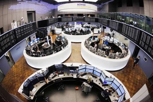 Les résultats des entreprises, en Europe comme dans le monde, sont encore au même niveau qu'en2011 alors que les marchés actions sont montés en moyenne de 70%.