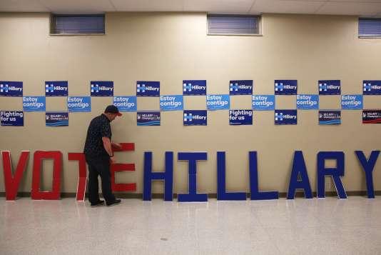 Hillary Clinton peut désormais se projeter au-delà des primaires, dans la bataille contre Donald Trump, estime CNN.