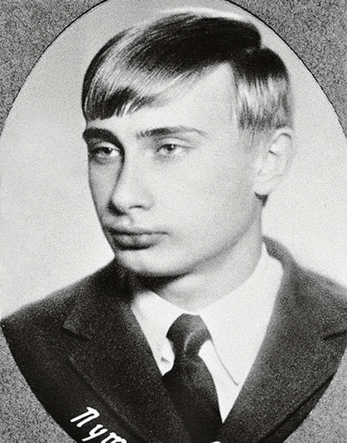 En 1970, à Saint Pétersbourg (Russie).