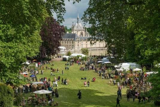 Deux cents exposants seront réunis dans le très beau domaine de Chantilly, dans l'Oise.