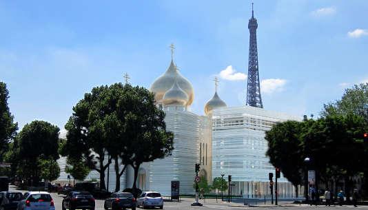 Centre spirituel et culturel orthodoxe russe à Paris, perspectives.