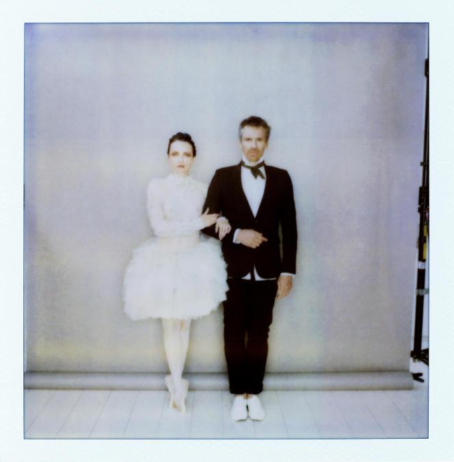 Clairemarie Osta et Nicolas Le Riche dans