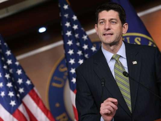 Paul Ryan a jugé déplacés les propos de Donald Trump au sujet d'un risque d'émeutes.