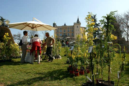La Foire aux plantes rares de Saint-Priest, près de Lyon