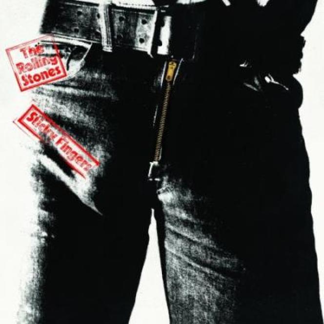 Une quarantaine de dossiers étudiés par des chercheurs à l'université pontificale catholique de Campinas, au Brésil, esquissent une typologie de la fracture pénienne. (Pochette de l'album «Sticky Fingers» des Stones, conçue par par Warhol.)