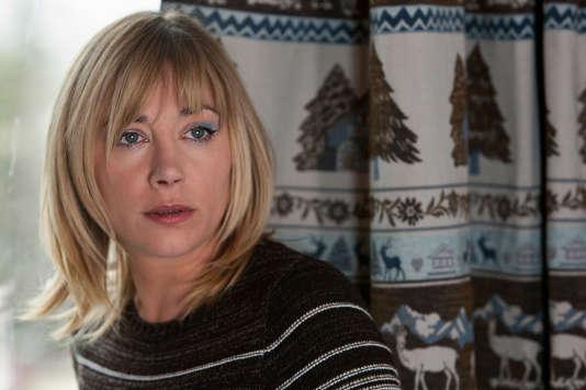 Julie Depardieu interprète Maryline Caron («Lady Macbeth des chalets», pousse-au-crime et sainte-nitouche) dans le film d'Eric Guirado, «Possessions».