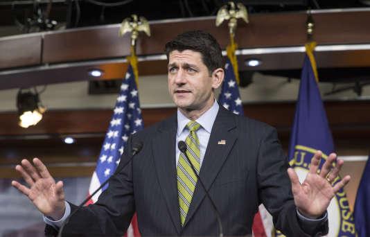 """«Nous nous préparons à l'idée que cela pourrait très bien devenir une réalité», a déclaré Paul Ryan, """"speaker"""" républicain de la Chambre des représentants, à propos de l'éventualité d'une convention """"ouverte""""."""