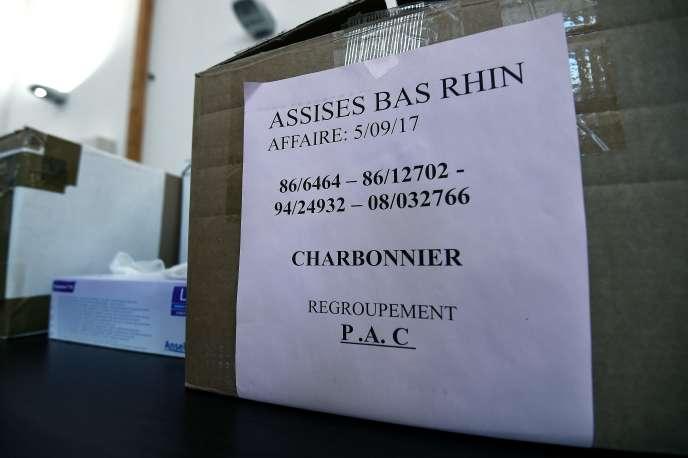 Nicolas Charbonnier encourt la réclusion criminelle à perpétuité. Verdict le 23 mars.