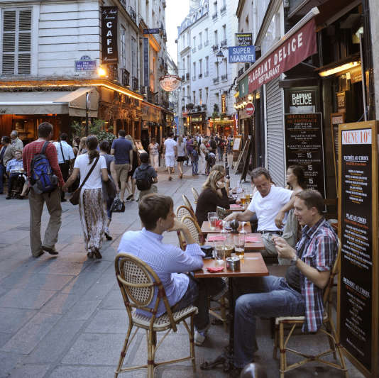 Parmi les petites entreprises faisant appel au médiateur du crédit, les cafés et restaurants sont surreprésentés.