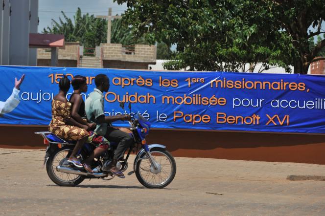 La plus grande association politique de conducteurs de taxi-moto béninois a officialisé mercredi 16mars son soutien à Lionel Zinsou.