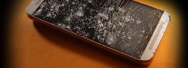 Dans la quasi-totalité des cas, c'est l'écran qui casse et rend le téléphone inutilisable.