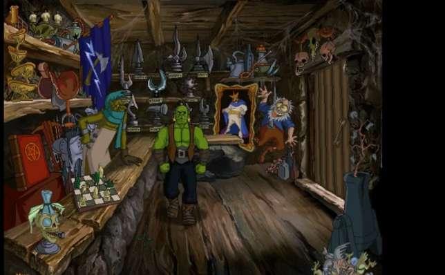 «Warcraft Adventures», un de ces jeux annulés qui font aussi la réputation de Blizzard.