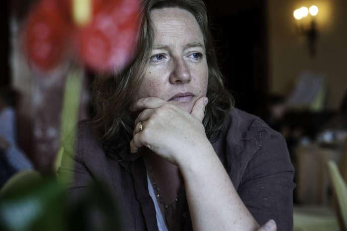 La journaliste Emily Bell en 2013.