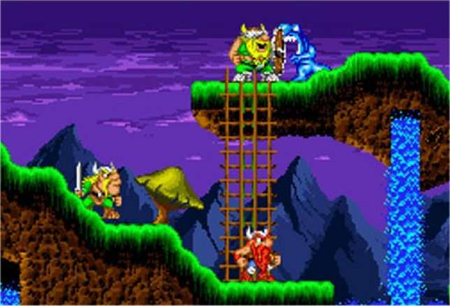 «The Lost Vikings», en 1993, premier succès critique de Blizzard, a scellé l'exigence de ses développeurs.