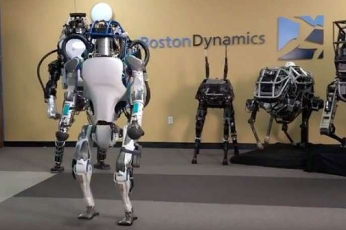 Boston Dynamics est une entreprise américaine située à Waltham(Massachusetts) spécialisée dans la robotique, notamment à usage militaire.