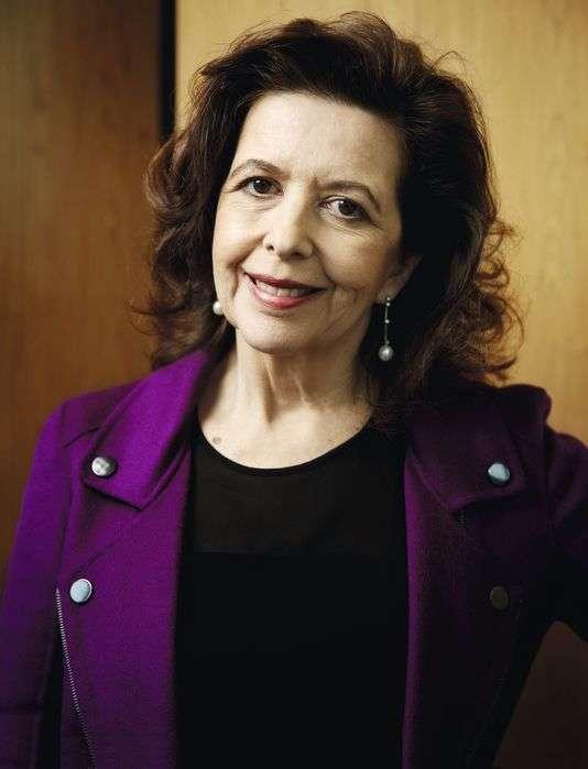 Sophie Bellon, PDG de Sodexo.