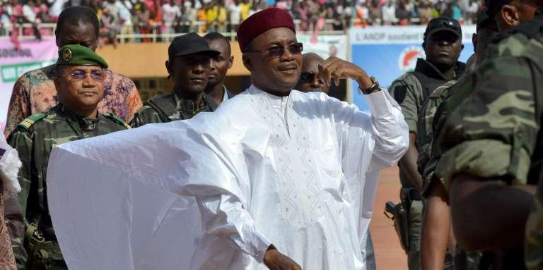 Surnommé «le Lion», Mahamadou Issoufou brigue un deuxième mandat à la tête du Niger.
