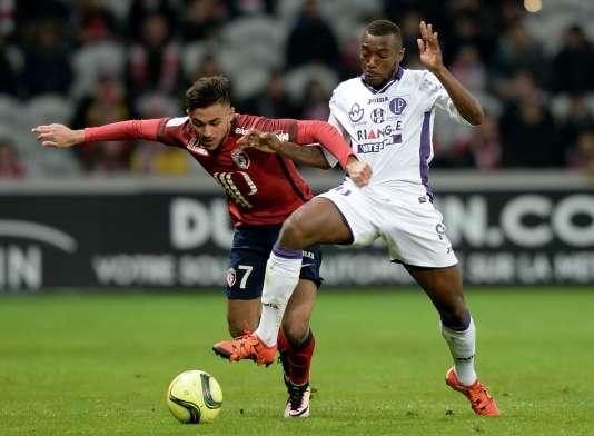Lille a battu (1-0) Toulouse, samedi 19 mars, lors de la 21ème journée de Ligue 1.