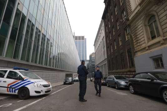 Salah Abdeslam a été arrêté le 18 mars à Molenbeek, une commune bruxelloise.