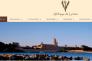 Page d'accueil du site de l'abbaye de Lérins (capture d'écran).