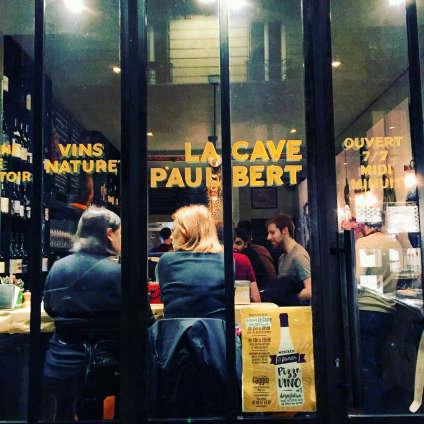 Restaurant La Cave Paul Bert.