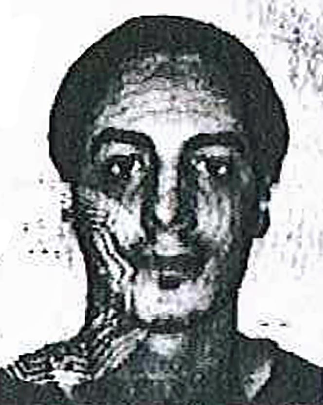 Avis de recherche diffusé par la police belge concernant Najim Laachraoui.