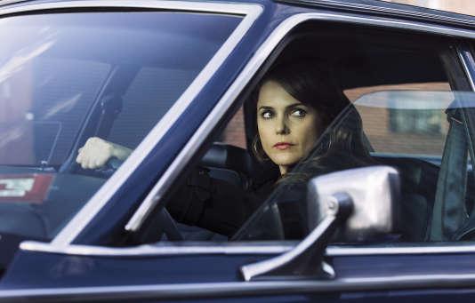 Keri Russell interprète Elizabeth Jennings dans la série « The Americans».