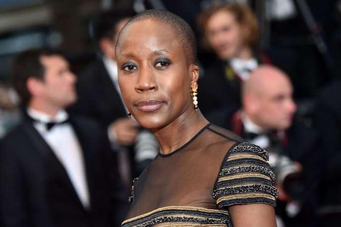 Rokia Traoré, membre du jury du Festival de Cannes en 2015.
