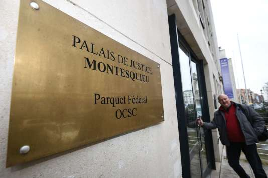 Le parquet fédéral belge est compétent en matière de terrorisme.
