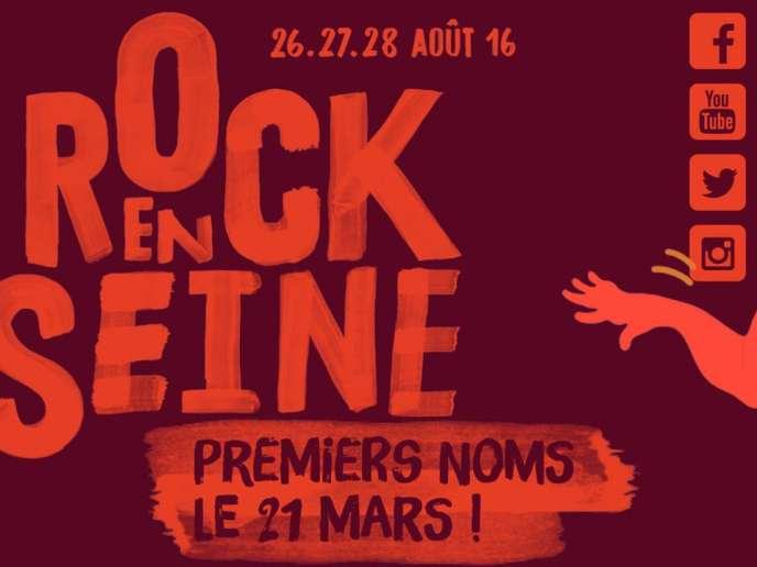 Les premiers noms du festival Rock en Seine ont été dévoilés lundi 21 mars.