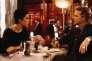 """Ariane Koizumi et Mickey Rourke dans le film américain de Michael Cimino, """"L'Année du dragon"""" (""""Year of the Dragon"""", 1985)."""