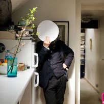 François Simon, critique gastronomique de «M Le magazine du Monde».
