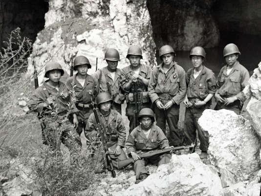 Une photo extraite du documentaire «Corée, nos soldats oubliés».