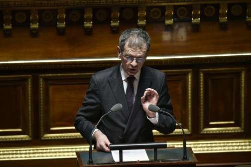 Le sénateur (non inscrit) de Moselle, Jean-Louis Masson, s'est emporté, mardi soir au Sénat