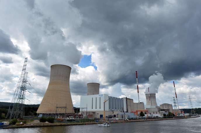La centrale de Tihange en Belgique.