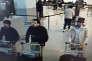 Image des suspects des attentats de Bruxelles à l'aéroport de Zaventem, le 22mars.