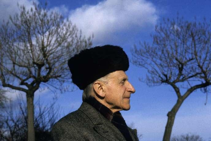 L'écrivain Georges-Emmanuel Clancier publie