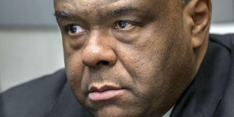 Jean-Pierre Bemba lors de son procès à La Hague, aux Pays-Bas, le 21 mars 2016.