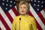 La candidate à l'investiture démocrate pour l'élection américaine, Hillary Clinton, le 23 mars, à l'université de Stanford (Californie).