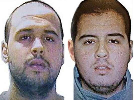 Les frères belges Ibrahim et Khalid El Bakraoui ont été identifiés comme auteurs des attentats coordonnés de Bruxelles.